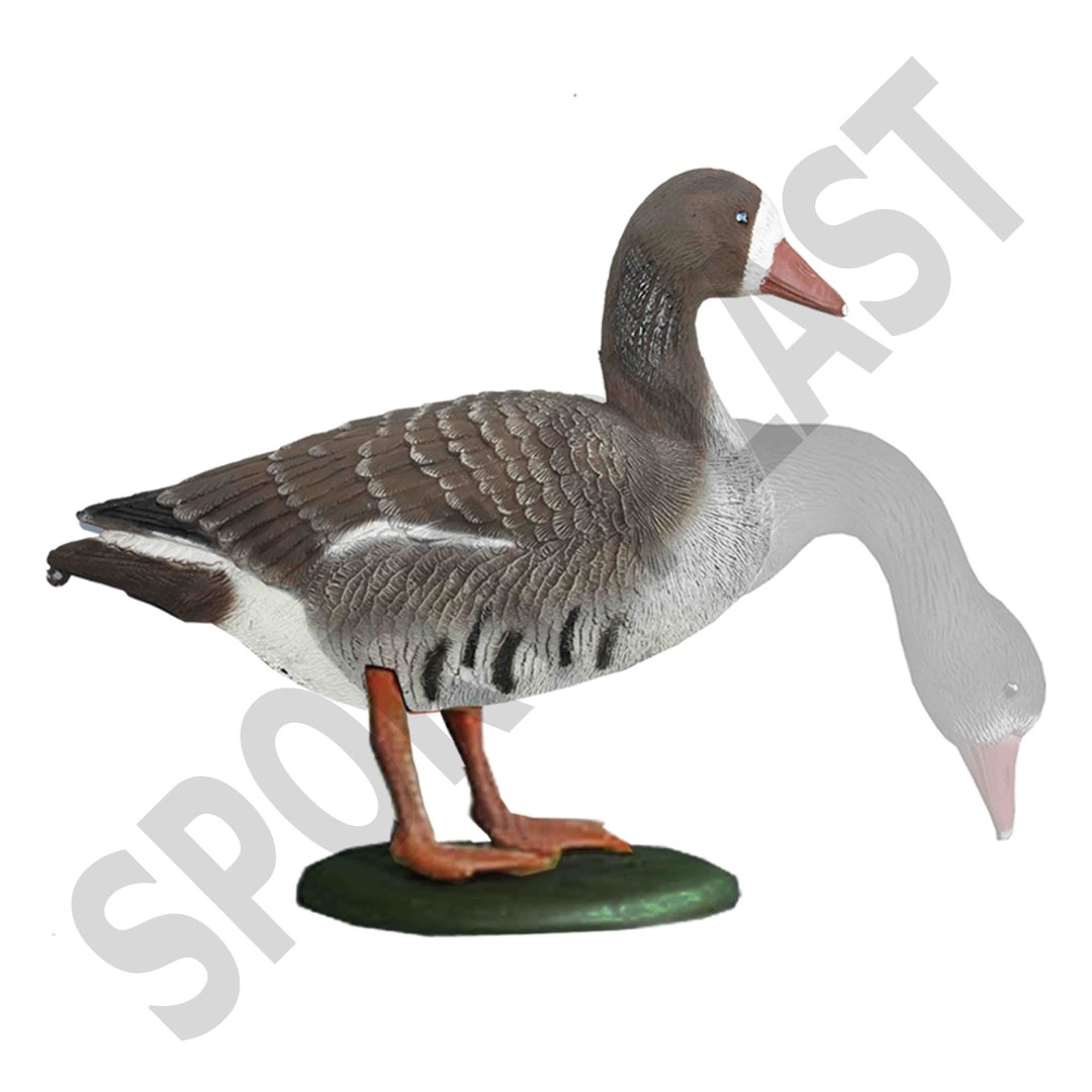 Sport Plast Italian Decoy White Goose 5500/4
