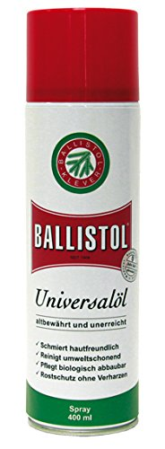 BALLISTOL GUN OIL 400ML